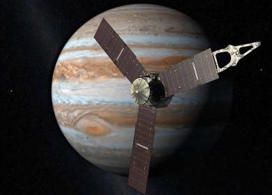 Сколько лететь до Юпитера