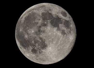 Луна естественный спутник Земли