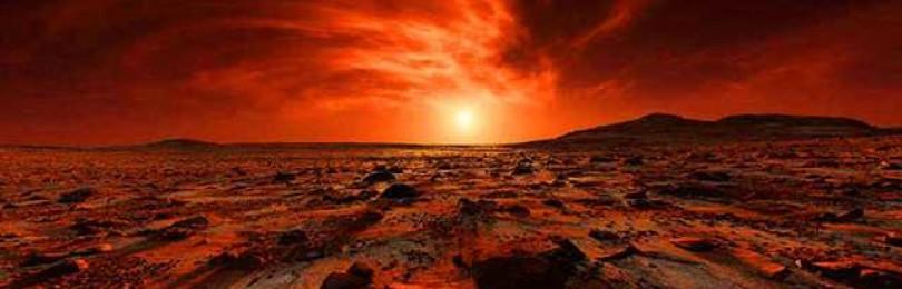 Сутки на Марсе