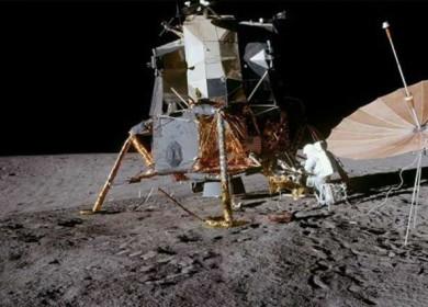 Полет на Луну