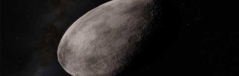 Хаумеа карликовая планета
