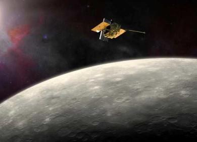 Сколько лететь до Меркурия