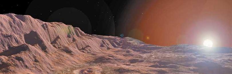 Погода на планете Меркурий