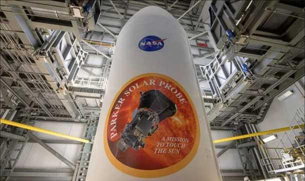 Ракета НАСА