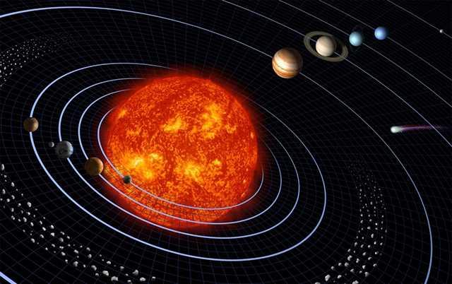 изображение небесных тел