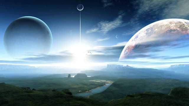 планеты где есть жизнь