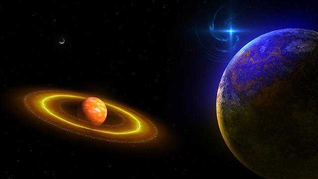 кольца планет