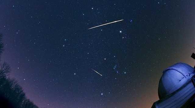 Изображение метеора