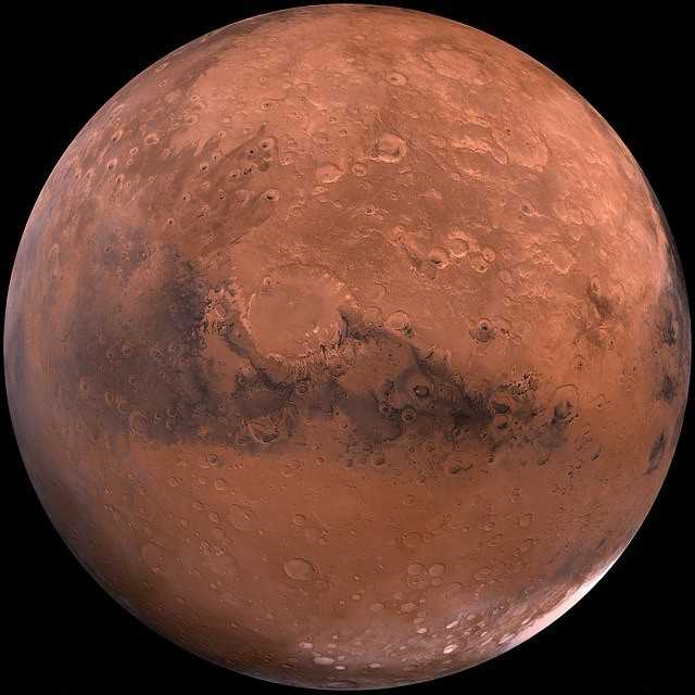 изображение Марса