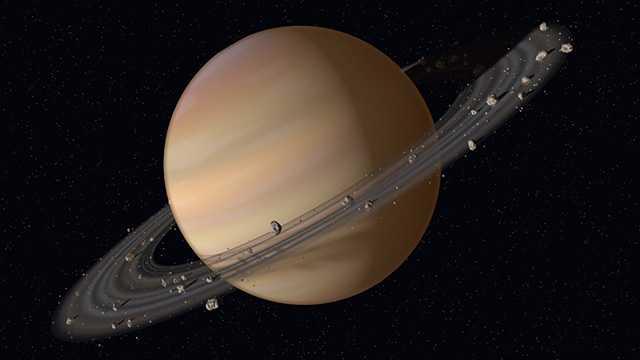 изображение Сатурна