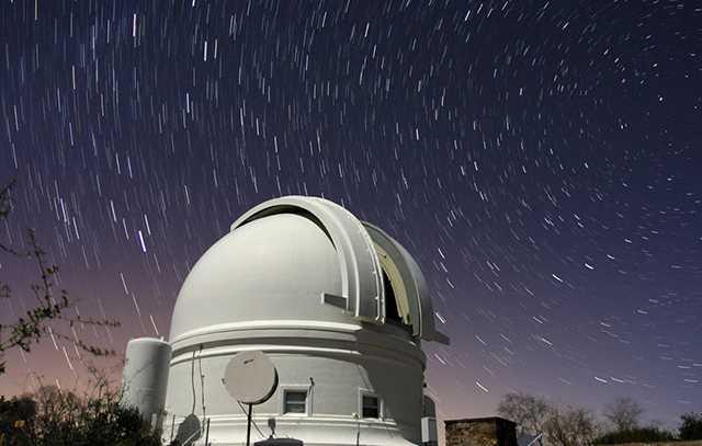 телескоп С. Ошина