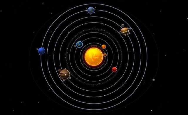 изображение нашей звездной системы