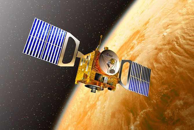 космический зонд Экспресс